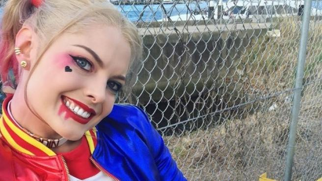 Parecidos razonables: ¿Un cosplay o la autentica Margot Robbie?