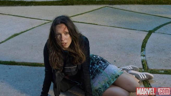 """Rebecca Hall cuenta como la """"eliminaron"""" de 'Iron Man 3'"""