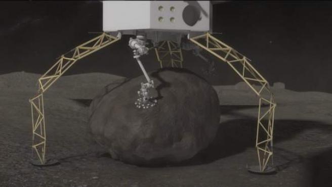 """La ARM, """"Asteroid Redirect Mission"""" de la NASA ayudará a la humanidad a viajar a Marte y a """"llegar más lejos en el espacio""""."""