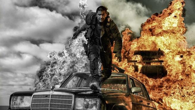 Por fin podremos ver 'Mad Max' en blanco y negro
