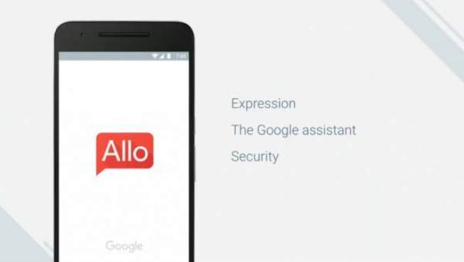 Google Allo y Duo, mensajería inteligente y videollamadas enriquecidas de Google.