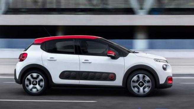 Hay nueve colores posibles para la carrocería del Citroën C3 y tres para el techo. Más información de los precios y las fichas técnicas del Citroën C3.