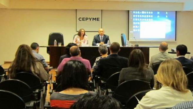 Jornada en Cepyme sobre comunicacón y riesgos laborales