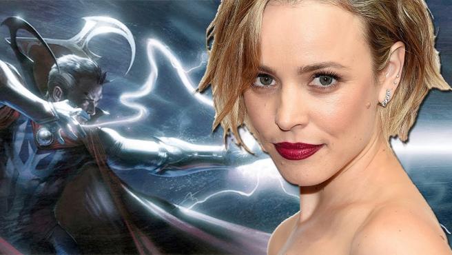 'Doctor Strange': Ya sabemos cuál es el papel de Rachel McAdams