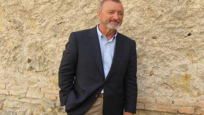 El escritor y académico cartagenero Arturo Pérez-Reverte.