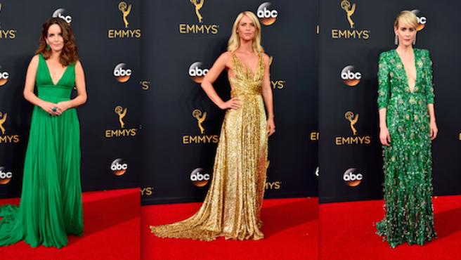 Alfombra roja: Emmys 2016