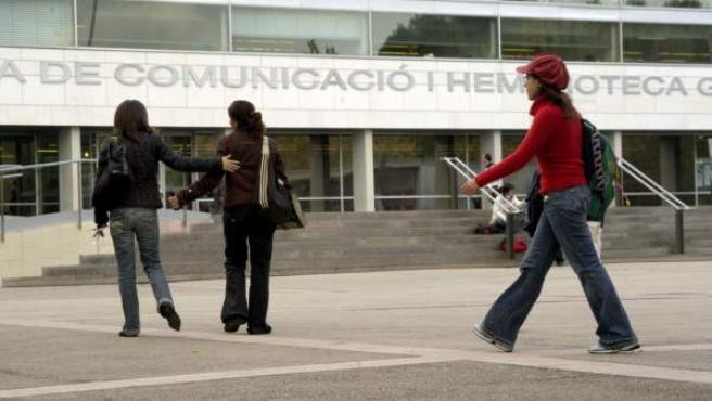 Hemeroteca de la Universidad Autónoma de Barcelona.