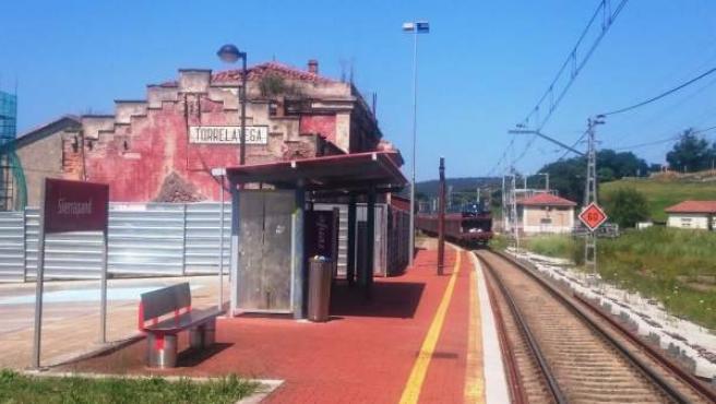 NP Deterioro Del Ferrocarril En Cantabria