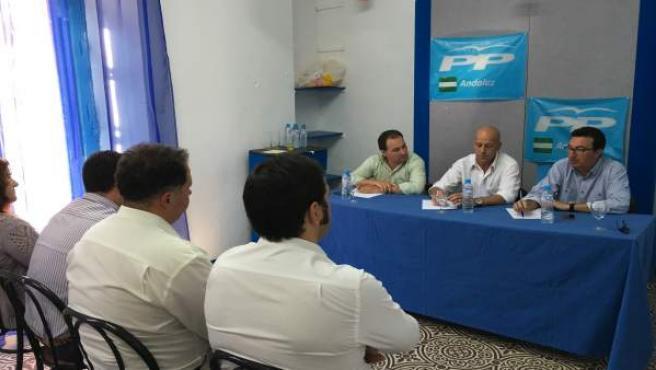 Manuel Andrés encuentro comarcal