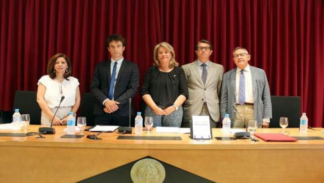 Presentación Traducción De Libro Del Prof. Carrillo Salcedo (Con Foto)