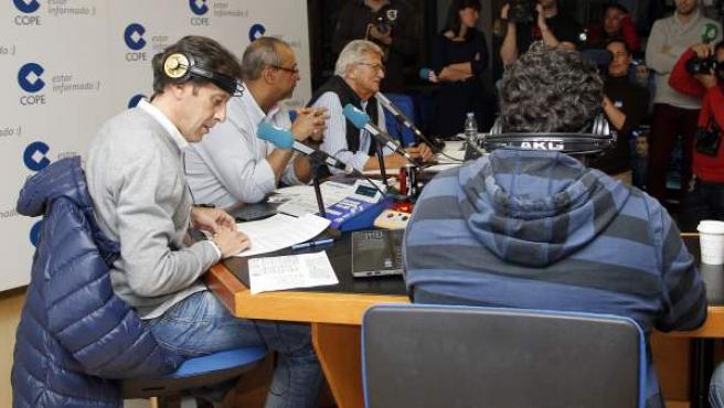 Imagen del programa deportivo de radio 'Tiempo de Juego'.
