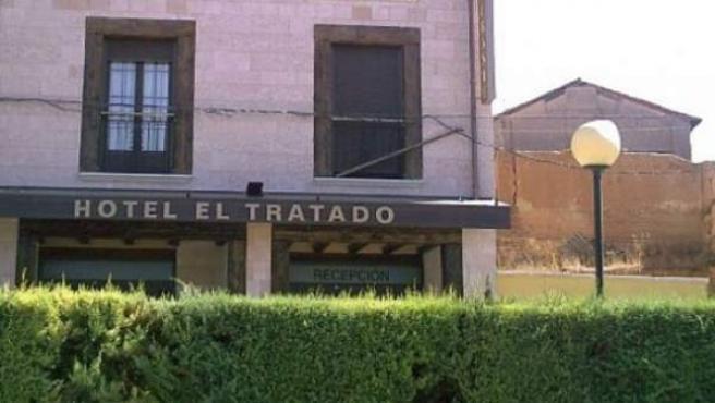 Hotel El Tratado.
