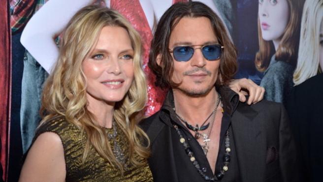 ¿Cometerán Johnny Depp y Michelle Pfeiffer el 'Asesinato en el Orient Express'?