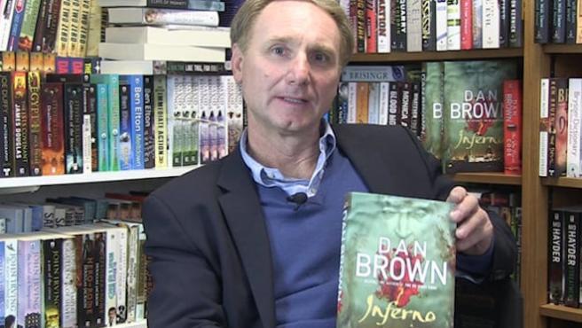 "Dan Brown: ""El código Da Vinci' se me ocurrió en Sevilla"""