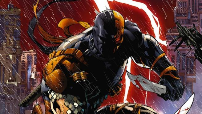 Zack Snyder adelanta una escena de Deathstroke en 'Justice League'
