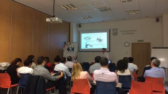 El Ayuntamiento De Málaga Informa: Primer Encuentro Promálaga Midday
