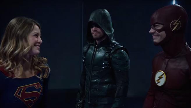 Tráiler y villano para el crossover de 'Arrow,' 'The Flash,' 'Supergirl' y 'Legends of Tomorrow'