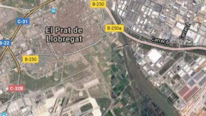 El suceso ha tenido lugar en El Prat.
