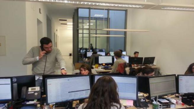 Nota Prensa Ebury Impulsa Empleabilidad Programadores En Málaga