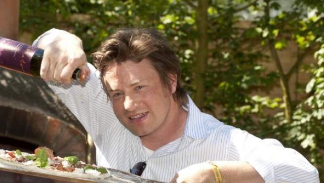 Jamie Oliver, en una imagen de 2010.