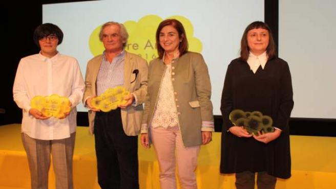 Premios Gure Artea 2016