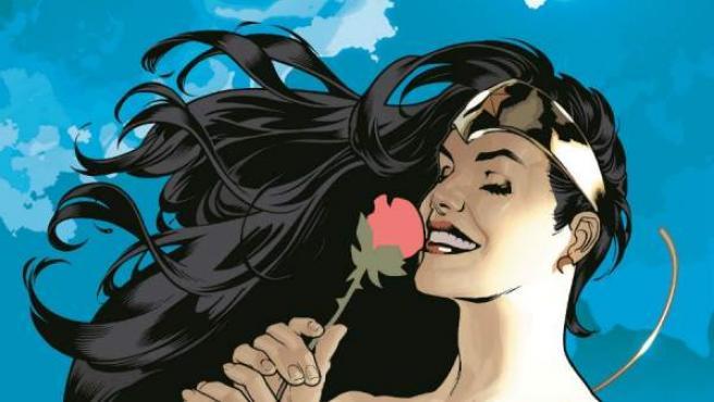 Cubierta del cómic de 2002 'Wonder Woman #178'.