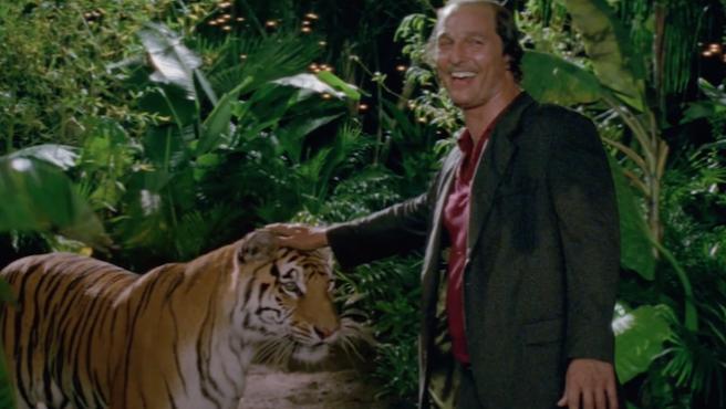 Nuevo tráiler de 'Gold': A Matthew McConaughey se le sube el oro a la cabeza