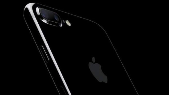 Una imagen promocional del iPhone 7 Plus.