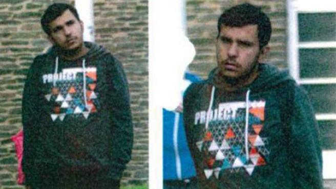 Imagen difundida por la Policía de Sajonia de Jaber Albakr, el joven sirio de 22 años en cuyo domicilio se encontraron explosivos para cometer un atentado.