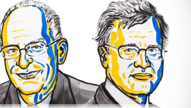 Hart y Hollström, ganadores del premio Nobel de Economía en 2016