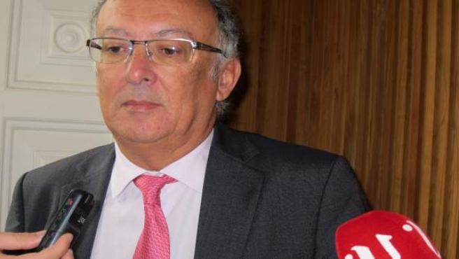 El expresidente socialista de la Xunta Fernando González Laxe