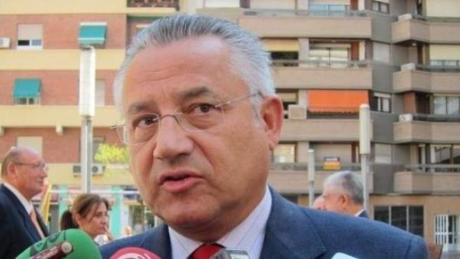 Domínguez, en una imagen de archivo.