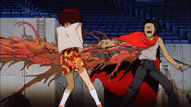 'Akira' vuelve a los cines
