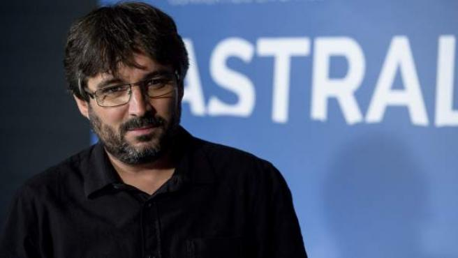 Una imagen del periodista Jordi Évole, durante la presentación de 'Astral'.