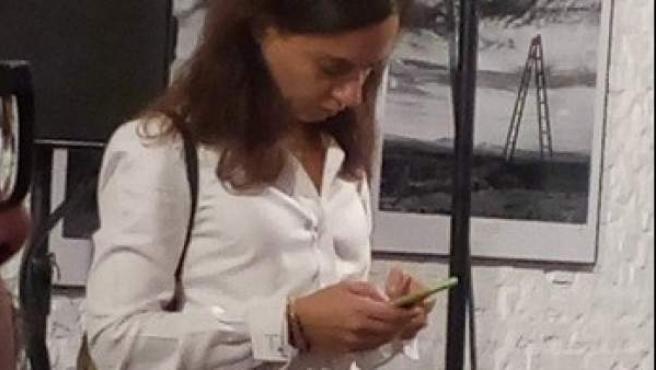 Sara Hernández Barroso, alcaldesa socialista de Getafe.