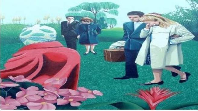 Û'Canción de Despedida', de Helena Toraño. Premio Artes Plásticas 2014.
