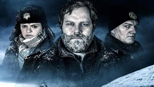 Imagen promocional de 'Atrapados (Trapped)'