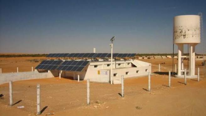 Tecnología 'hecha en Canarias' permite abastecer de agua a núcleos rurales
