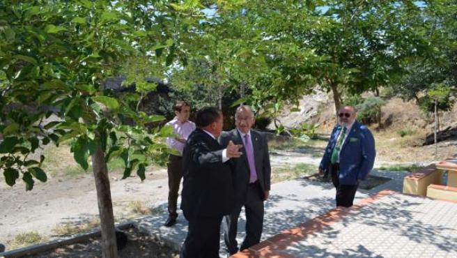 Diputación de Almería garantiza abastecimiento de agua en Hijate
