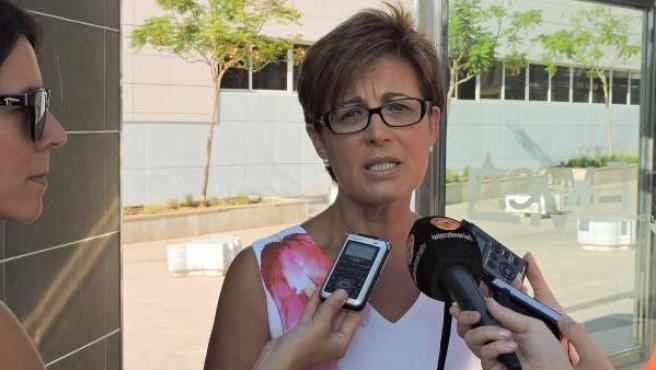 GMS Almería. NOTA Y Foto Transparencia Contratos