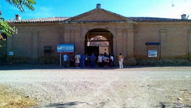 Visitas guiadas a La Cartuja de Los Monegros.