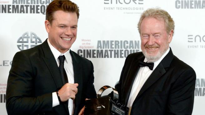 La American Cinematheque homenajea a Ridley Scott