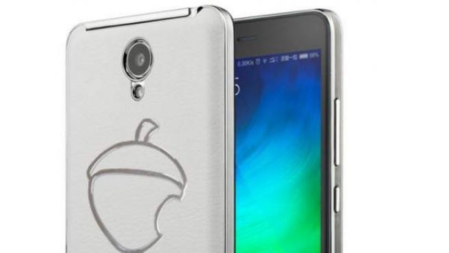 Imagen de un smartphone Zetta, modelo Zetta Conquistador 5.5 GOLD.