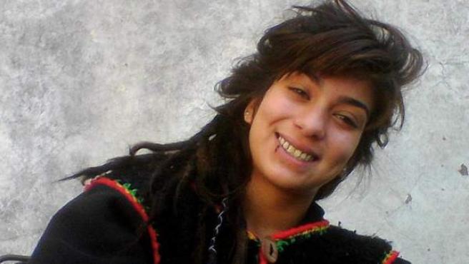 Lucía Pérez, la joven de 16 años asesinada en Argentina.