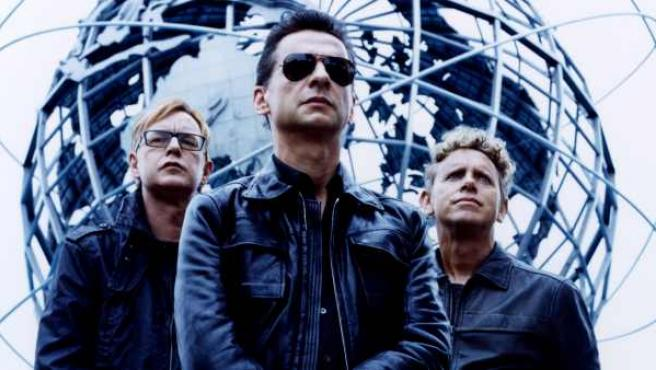 El grupo Depeche Mode.