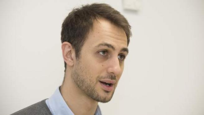 El director general de BlablaCar en España y Portugal, Jaime Rodríguez.