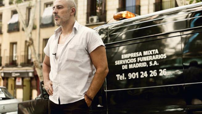 EXCLUSIVA: Un día con Roberto Álamo en 'Que Dios nos perdone'