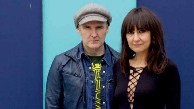 Amaral, el grupo originario de Zaragoza formado por Eva Amaral y Juan Aguirre.