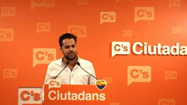 Fernando de Páramo, de C's.