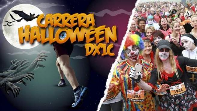 Carrera Solidaria Halloween